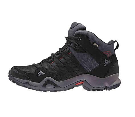 New Adidas Ax2 Made In Black Greey 2 adidas ax2 mid gtx s outdoorschuh black grey buy it at the keller sports shop