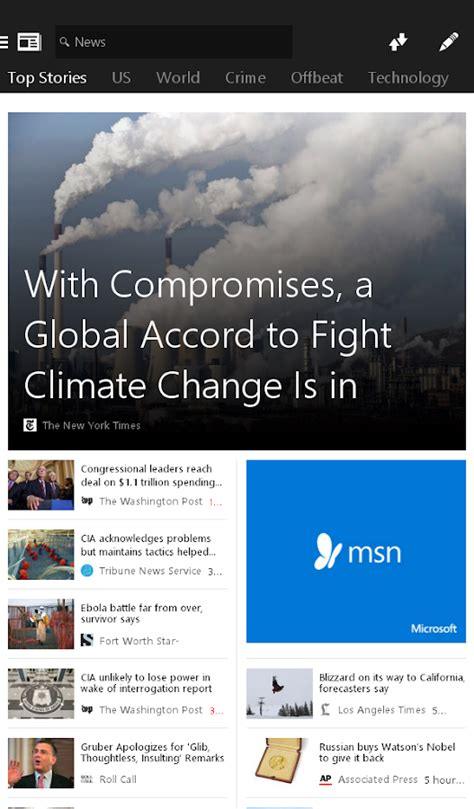 news msn msn news breaking headlines android apps on google play