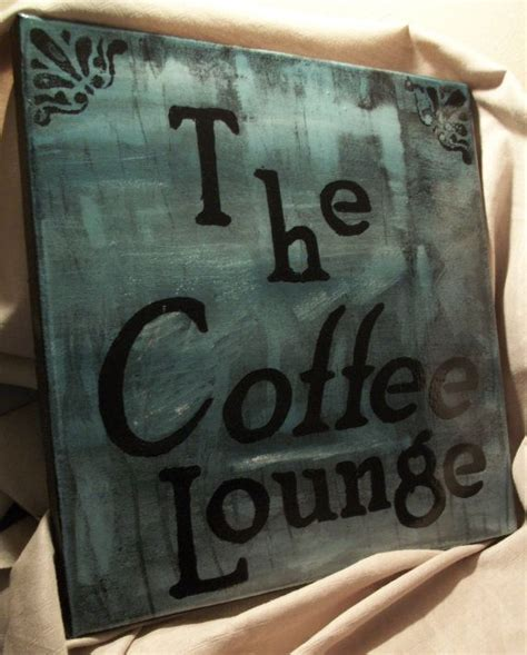 Coffee Signs Kitchen Decor by Coffee Kitchen Decor On 12x12 Canvas Coffee Sign
