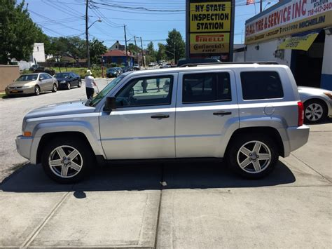 used jeep patriot used 2008 jeep patriot sport suv 6 390 00