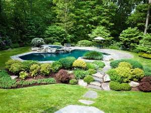 Zillow Backyard Ideas Rustic Swimming Pool With Pathway Pool With Tub In