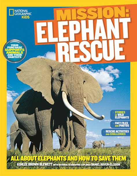 rescue florida books world elephant day help save animals with national