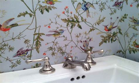 bird home decor accessories decorative wallpaper for bedroom bird bathroom wall decor