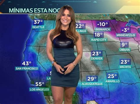 hot news anchors short skirts female weather anchors of chile most beautiful news