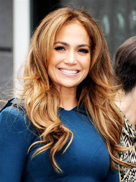 the hair color evolution of jennifer lopez bold highlights update your hair color for summer us