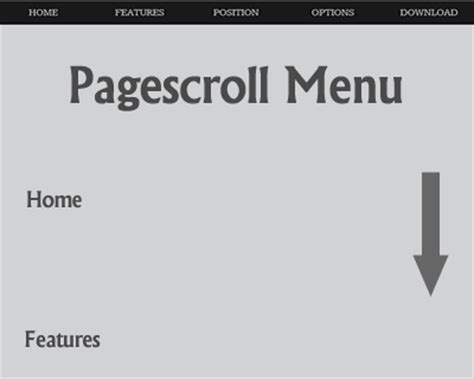 tutorial scroll to jquery pagescroll menu animated scroll menu with jquery