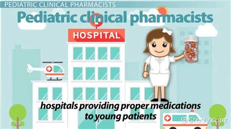 Clinical Research Pharmacist by Pediatric Clinical Pharmacist Education And Career Roadmap