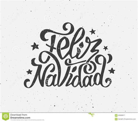 imagenes de merry christmas en blanco y negro cartel tipogr 225 fico del vector de feliz navidad del vintage