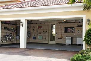pictures of organized garages easy steps to a well organized garage