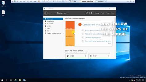 join  computer   domain  windows server