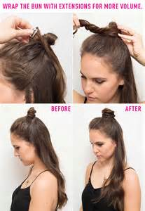 22 half up hairstyle tutorials to try top knots gurl