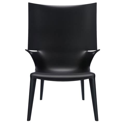 kartell armchair kartell philippe starck uncle jim armchair black