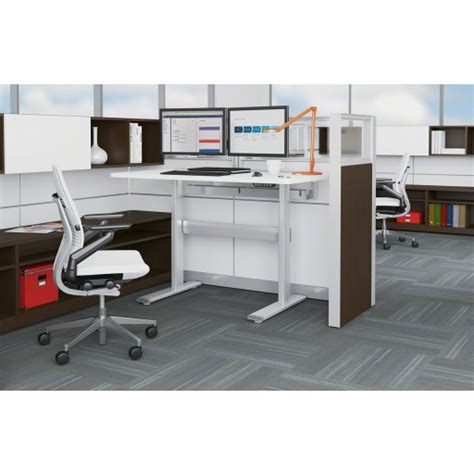 steelcase height adjustable desk systems office furniture to expand inventory of steelcase