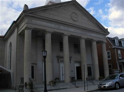 st francis xavier church gettysburg pa