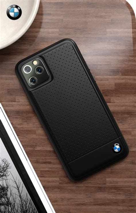 bmw apple iphone  pro max dotted  coupe leather
