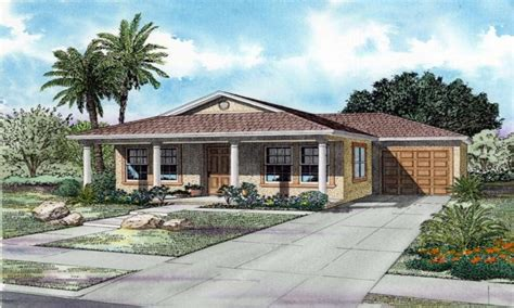 front porch house plans ranch house plans one house plans with front porch