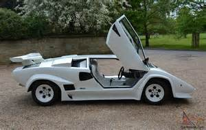 Lamborghini Countach Replica Kit Lamborghini Countach V12 Replica