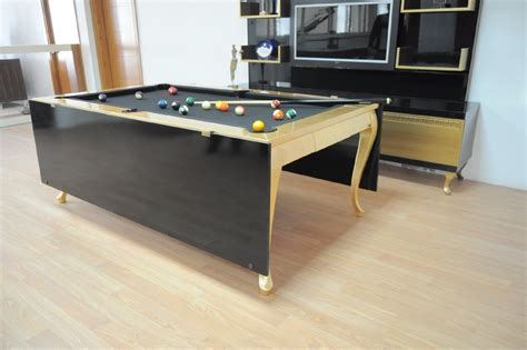 Pool Tables That Are Dining Tables Pool Table Dining Room Table Marceladick