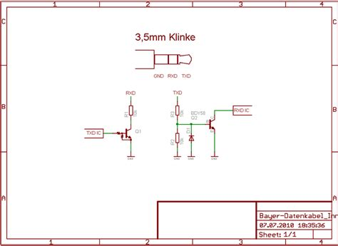 usb to 3 5mm headphone wiring diagram wiring