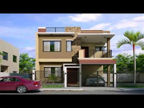 2 storey house design 2 storey simple house design in philippines