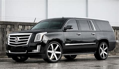 CADILLAC ESCALADE ESV Rental in Los Angeles and Beverly Hills