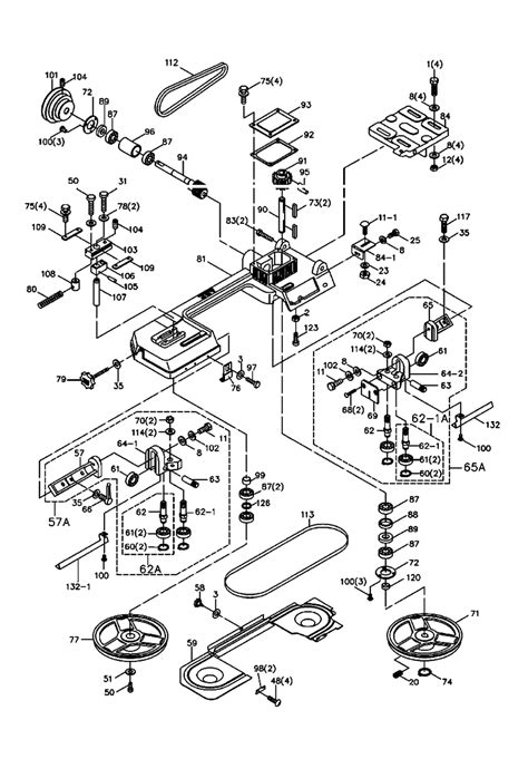 jet band saw parts diagram buy jet 414458 hvbs 56m 5 inch x 6 inch capacity 1 2 hp