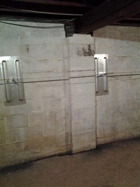 basement wall anchor systems quality 1st basement systems foundation repair photo