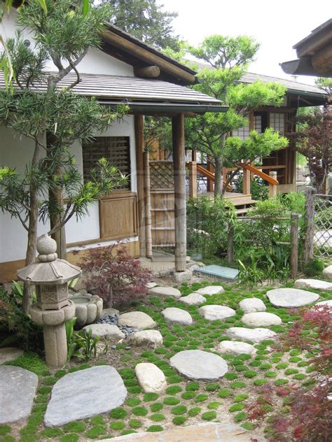 Landscape Ideas Japanese Garden Japanese Garden Front Yard By Shippertrish On Deviantart