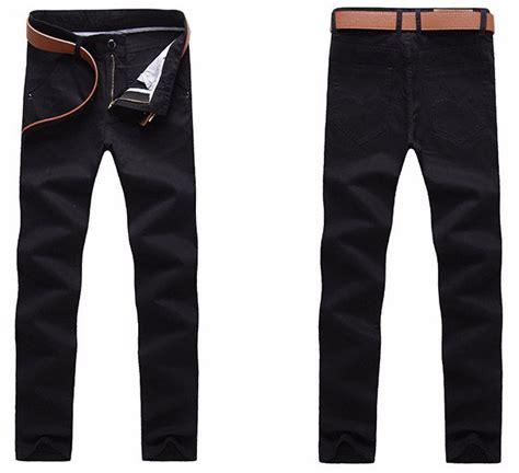 Pajt217112391330 Celana Panjang Katun Black celana chinos panjang pria size 30 black jakartanotebook