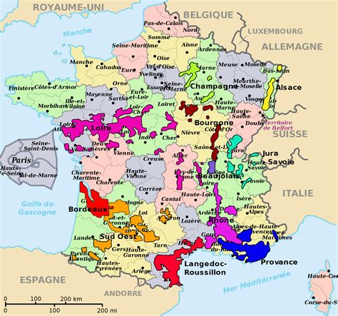 Can You Match The Wine To Its Region Of Origin by The Most Popular Wine Regions In
