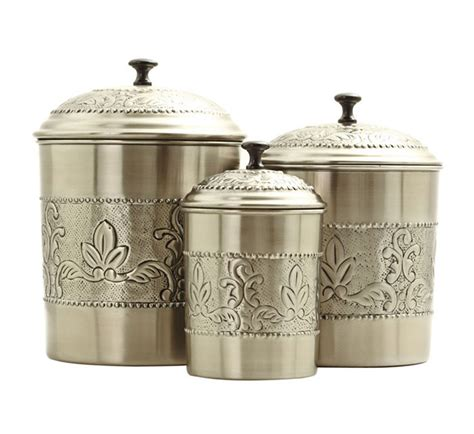 Kitchen Counter Canisters Decorative Kitchen Canisters And Jars