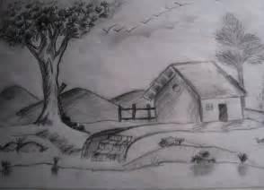 nature scenery pranav pinterest pencil art drawings