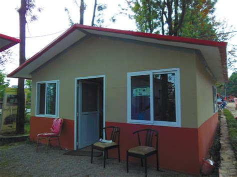 Modern Adobe Houses a concrete future nation nepali times