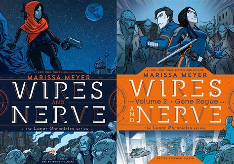 wires and nerve volume carina s books cover reveal wires and nerve volume 2 by marissa meyer