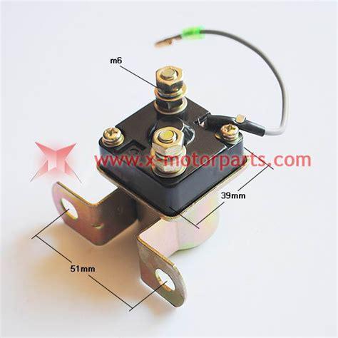 polaris sportsman starter solenoid wiring diagram get