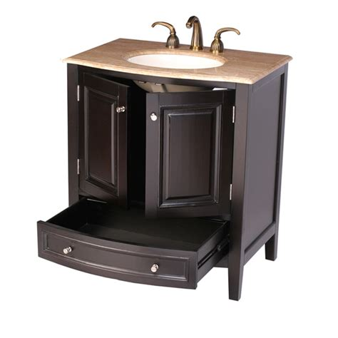 Knobs Kitchen Cabinets by 32 Perfecta Pa 174 Bathroom Vanity Single Sink Cabinet