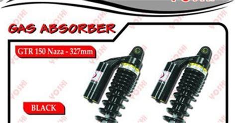Andercwolsambungan Fering Mx King palex motor parts gas absorber naza gtr 150