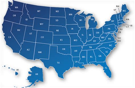 us map with two letter state abbreviations blaine s puzzle npr sunday puzzle dec 9 2012
