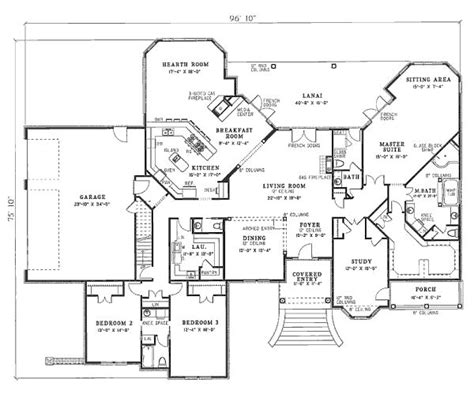 10 Bedroom House Plans by Mansion House Plans 10 Bedrooms Cottage House Plans