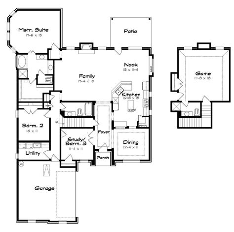 nice house plans plans nice home plans luxamcc