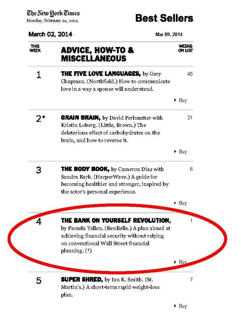 the invasive hits best seller bank on yourself revolution hits new york times best