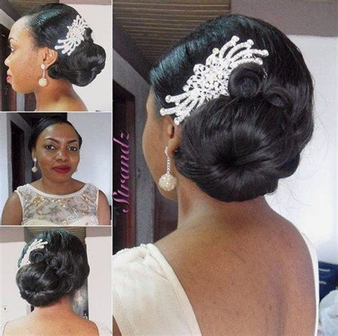 wedding hair buns for black women 5 irresistibly wedding medium hairstyles with side bun