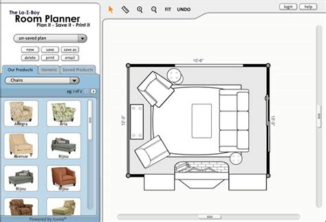 Lazyboy Room Planner Help With My La Z Boy Design Decisions