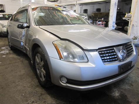 Nissan Maxima 2004 Parts by Parting Out 2004 Nissan Maxima Stock 130393 Tom S