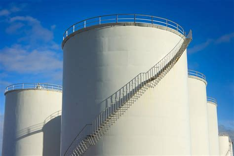 large gas storage containers dynamic co safety procedures