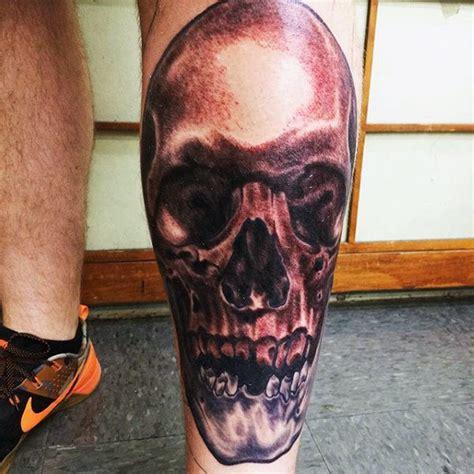 lower leg tattoos for men 80 shin tattoos for masculine lower leg design ideas