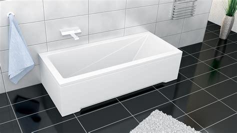 badewanne modern modern rechteckige badewannen besco