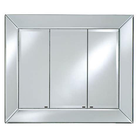 triple door mirrored medicine cabinet shop hundreds of recessed medicine cabinets of all designs