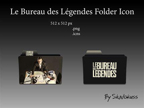 le bureau le bureau des legendes folder icon by shadokuss on deviantart