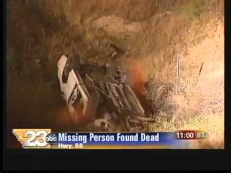 Find Dead Peoples Records Missing Person Found Dead
